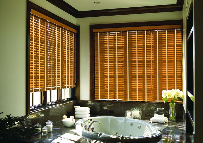 Indianapolis bathroom blinds