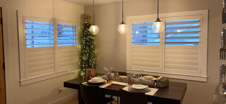 Ensuring that your lighting fixture fits your space should be on your holiday improvement list.