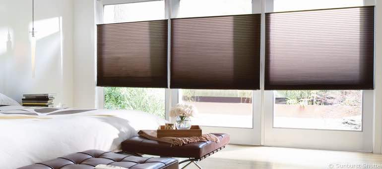 Automatic Shades Make High Ceiling Windows A Breeze