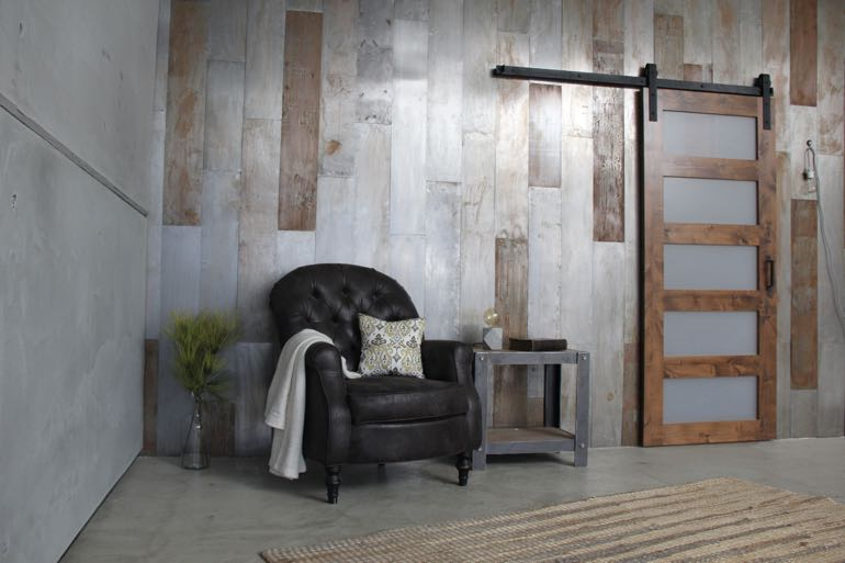 Indianapolis commercial barn door