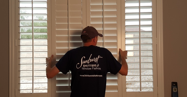 Indianapolis shutter installer