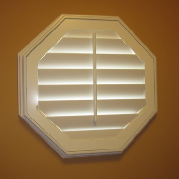 Octagon Shutter In Indianapolis