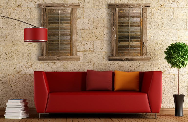Reclaimed Wood Shutters In Indianapolis, IN