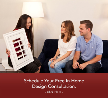 Schedule a shutter consultation in Indianapolis