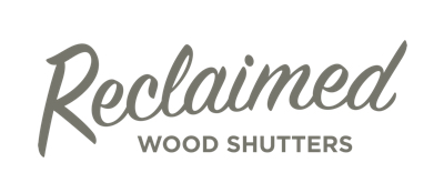 Indianapolis reclaimed wood shutters