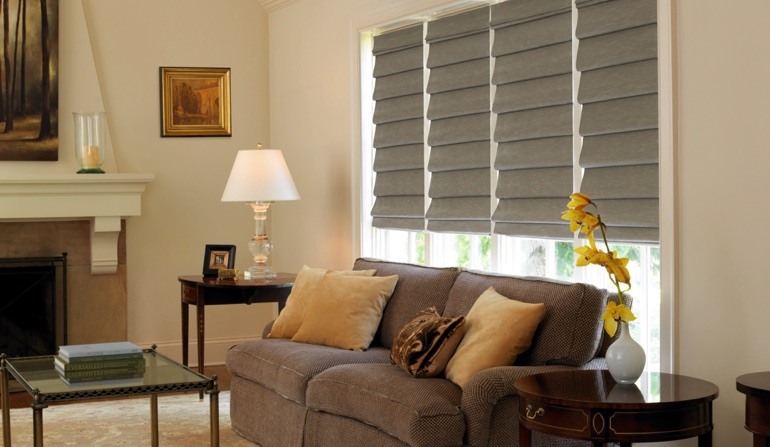 Roman Shades In Indianapolis, IN