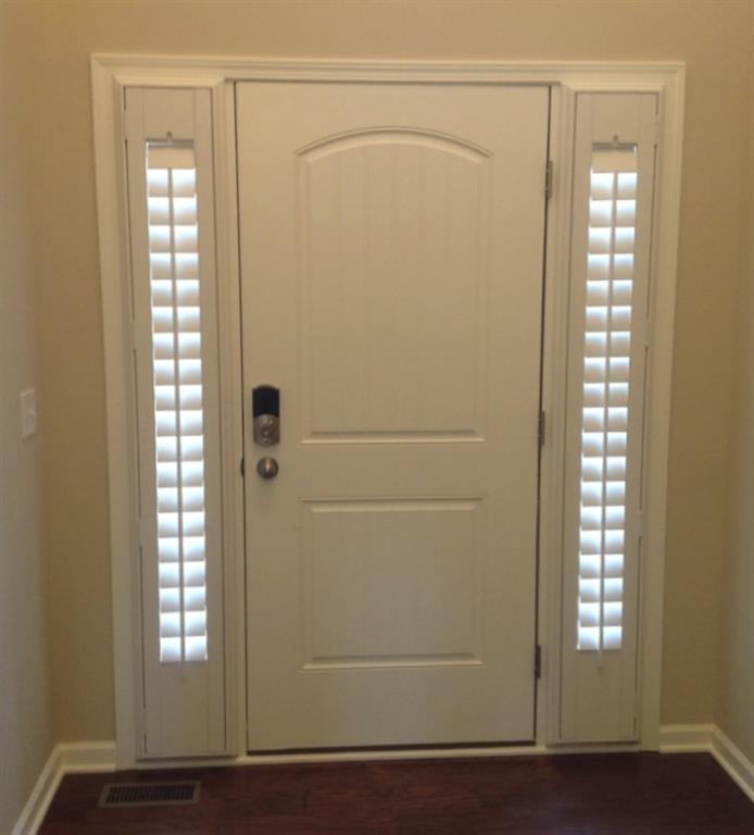 Entry Door Sidelight Shutters In Indianapolis, IN