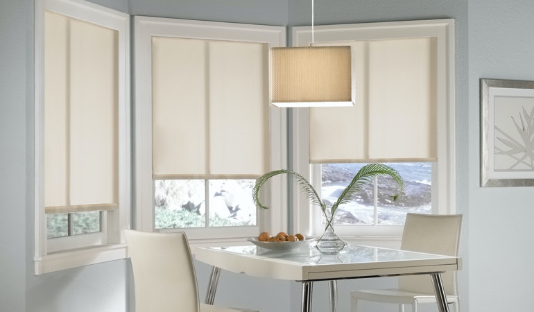 Indianapolis solar roller shades
