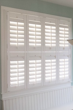 Indianapolis Studio Plantation Shutters
