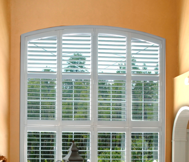 Arched Window Shutters In Indianapolis, IN
