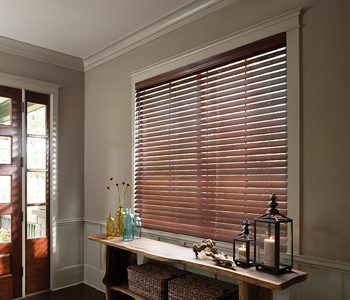 Blinds in Indianapolis home