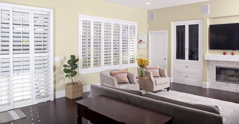Cleaning Polywood shutters in Indianapolis is a breeze