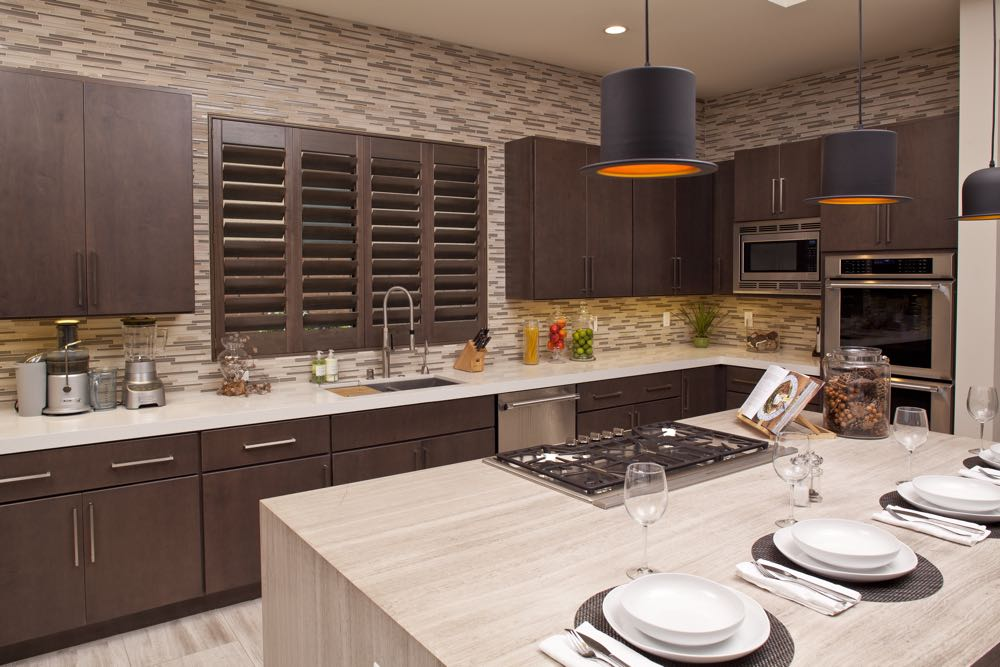 Ovation Wood Shutters For Indianapolis Kitchens