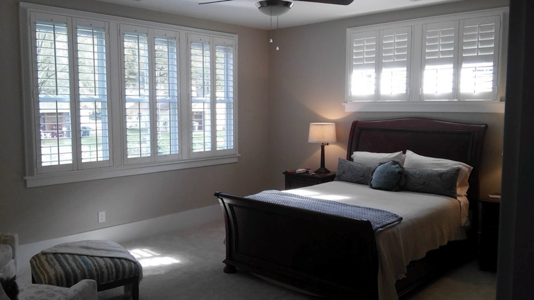 "Sunburst Shutters Indianapolis Shares ""Share Your Shutters"" Winner Image"