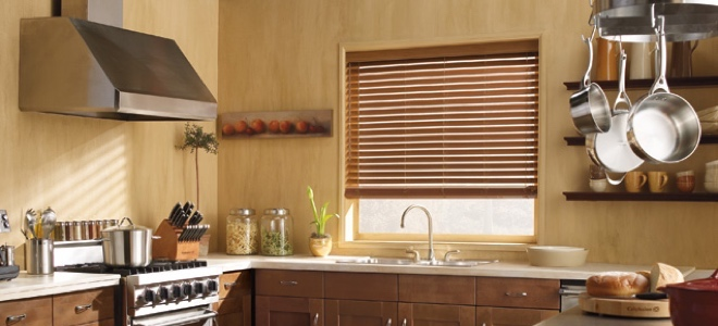 Wood Blinds For Indianapolis Kitchens